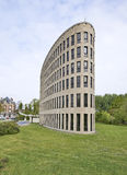 The Building of the VUB in Brussels stock photos