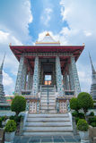 Building in Wat Arun Stock Photography