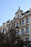Building on Wenceslas Square Royalty Free Stock Images