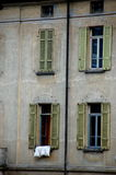 Building windows Stock Images