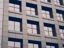 Building with windows Stock Photo