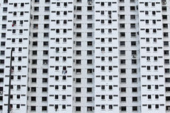 Building windows Stock Photo