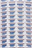 Building Windows Pattern Royalty Free Stock Photos