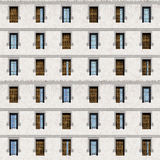 Building windows Royalty Free Stock Photos