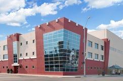 Free Building With Corner Windows Stock Photo - 36391440