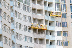 Building Workers Stock Photography