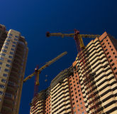 Building works Stock Images