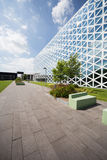 Building X in Windesheim Campus, Netherlands Royalty Free Stock Photography