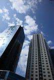 Buildings#1 de corporation Images stock