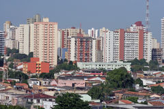 Buildings. In Belem city - North of Brazil royalty free stock photos