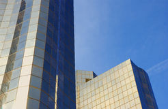 Buildings. Corporate buildings Royalty Free Stock Photo