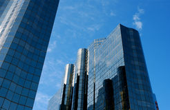Buildings. Corporate buildings Stock Photo