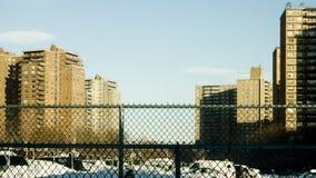 Buildings. A Brooklyn, NY neighborhood Royalty Free Stock Photos