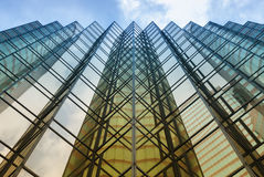 Buildings abstract Royalty Free Stock Image