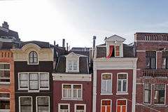 Buildings in Amsterdam Stock Images