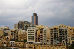 Buildings architecture in  Malta Stock Image