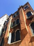 Buildings and architecture in Venice Stock Image