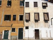 Buildings and architecture in Venice Stock Photo