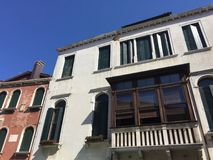 Buildings and architecture in Venice Royalty Free Stock Photos