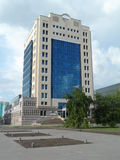Buildings in Astana Stock Photography