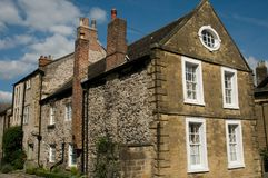 Buildings at bakewell Stock Images