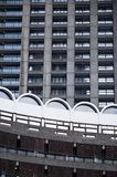 Buildings in Barbican, London Stock Images
