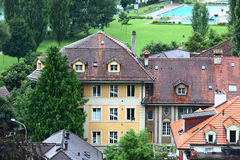 Buildings at Bern Stock Photos