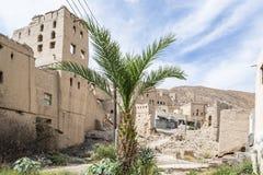 Buildings Birkat al mud Stock Images
