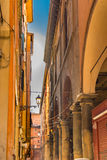 Buildings in bologna, Italy Stock Photos
