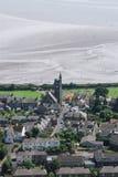Buildings in Burntisland Royalty Free Stock Image