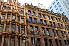 Buildings in CBD Royalty Free Stock Photo