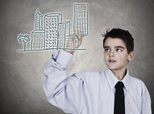 Buildings Royalty Free Stock Photo