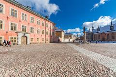 Buildings in the city center of Stockholm Royalty Free Stock Photography