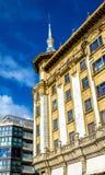 Buildings in the city centre of San Sebastian - Spain Stock Photos