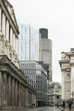 Buildings in city of London Stock Photo