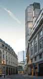 Buildings in city of London Royalty Free Stock Photos