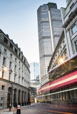Buildings in city of London Stock Photos