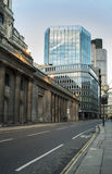 Buildings in city of London Royalty Free Stock Image