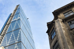 Buildings in city of London Stock Photography