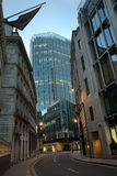 Buildings in city of London Royalty Free Stock Photography