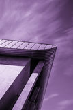 Buildings in concrete Royalty Free Stock Photography
