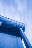 Buildings in concrete Royalty Free Stock Images