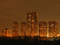 buildings condominiums office στοκ εικόνα