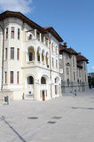 Buildings in Constanta Romania. Building on the seafront in Constanta Romania Royalty Free Stock Photography