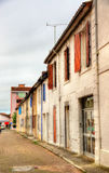 Buildings in Dax town - France Stock Photo