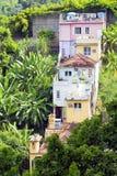 buildings de janeiro Ρίο Στοκ εικόνα με δικαίωμα ελεύθερης χρήσης