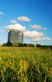 buildings field office open Στοκ φωτογραφίες με δικαίωμα ελεύθερης χρήσης