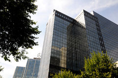 Buildings Gildehof-Center Essen Germany Royalty Free Stock Photo