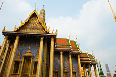 Buildings at the Grand Palace Stock Photography