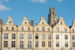Buildings in The Grande Place Arras Royalty Free Stock Photography